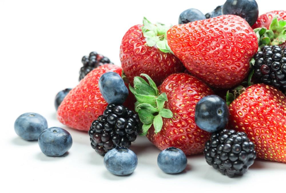 Buah Berry Untuk Kecantikan