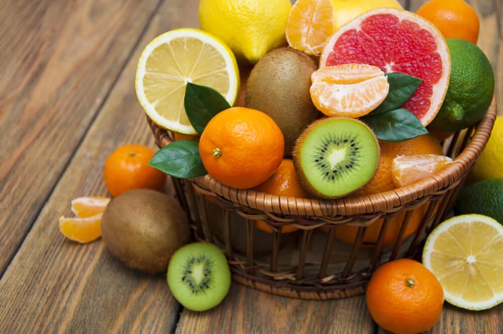 produk beraroma citrus
