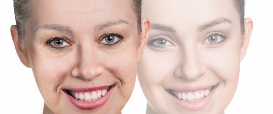 makeup yang membuat Anda terlihat tua