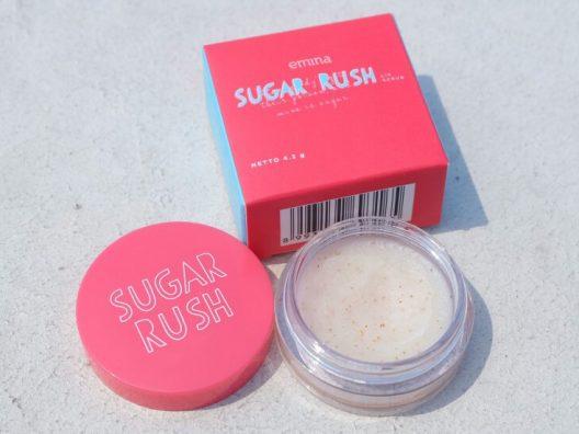 review Sugar Rush Lip Scrub