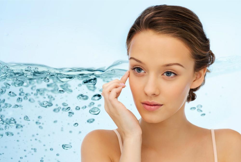 dehidrasi kulit