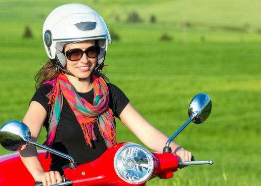 perawatan kecantikan sehabis naik motor
