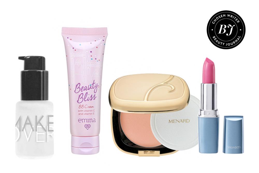 rekomendasi make up untuk kulit kering