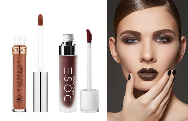 warna lipstik yang perlu dimiliki