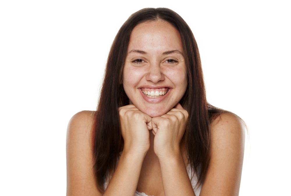 wajah bebas makeup