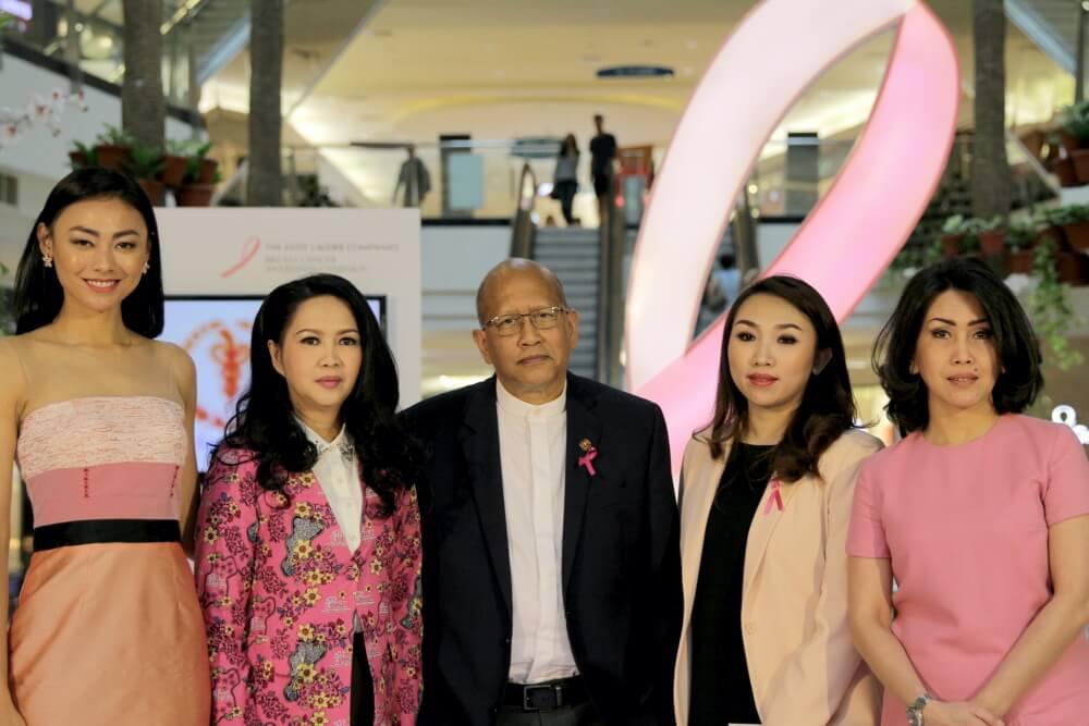 Kampanye Bulan Kanker Payudara