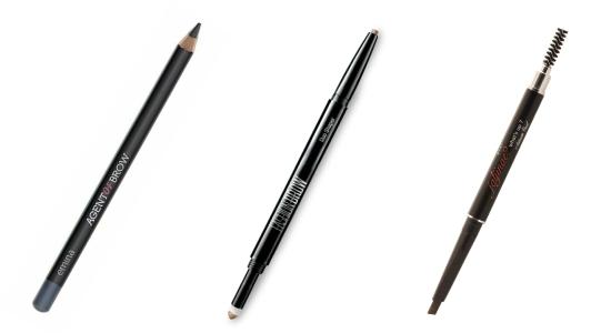 pensil alis atau pomade