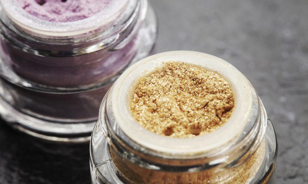 produk kecantikan glitter