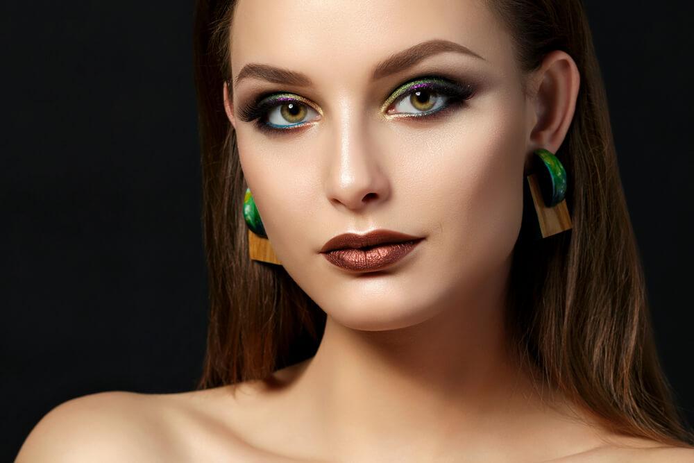 Makeup Metalik