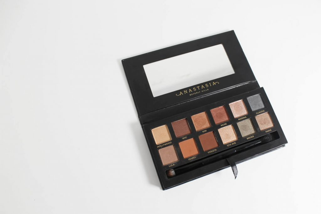 Makeup: Anastasia Beverly Hills Master Palette by Mario