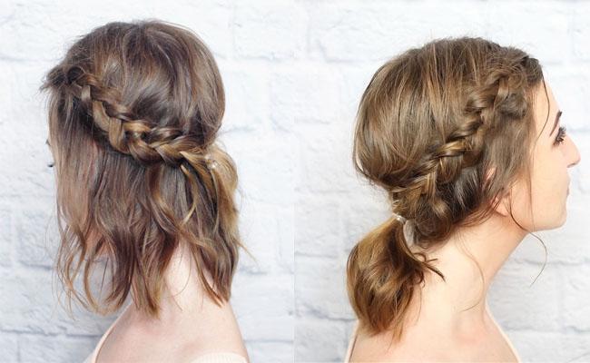 3 Cara Menata Rambut Pendek untuk Acara Spesial - Beauty