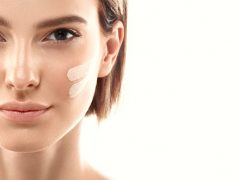 foundation untuk kulit kering
