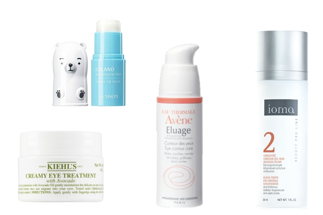 Kiehl's, The Saem, Avene, Ioma