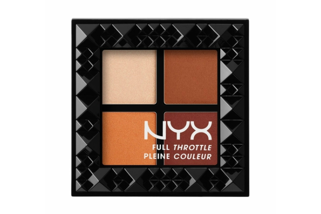 NYX Full Throttle Color Riot