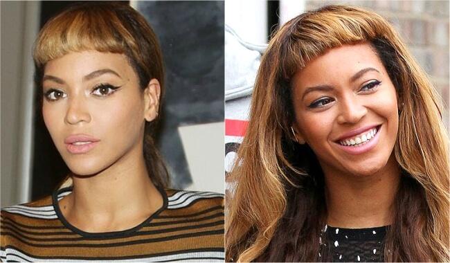 Beyonce Knowles (Sumber gambar 1, sumber gambar 2)