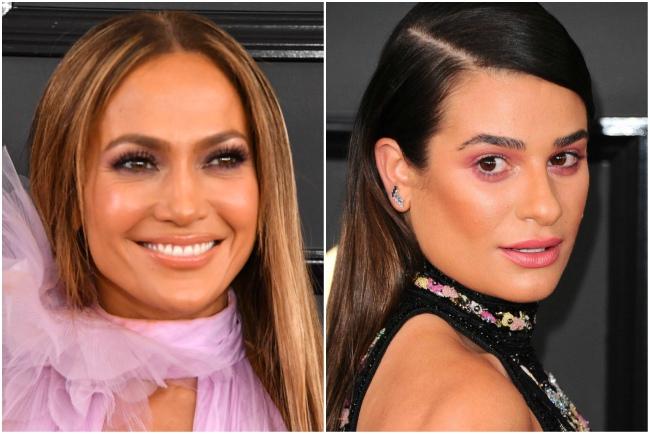 Jennifer Lopez, Lea Michele