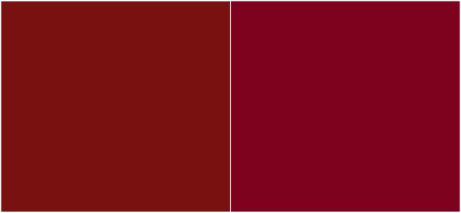 Konsep 66+ Perbedaan Warna Merah Maroon Dan Merah Hati