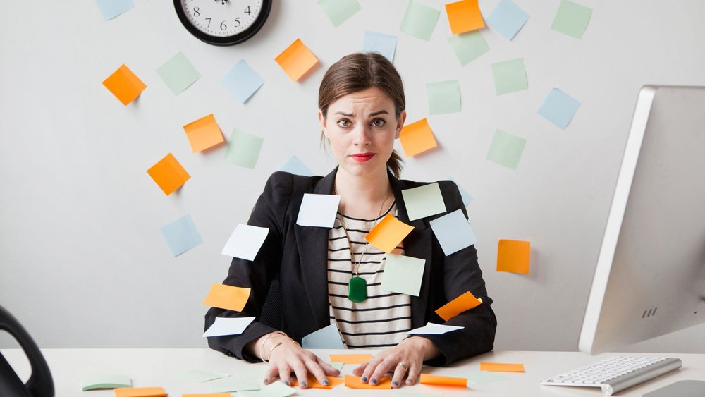Pola Pikir Penyebab Stres 1