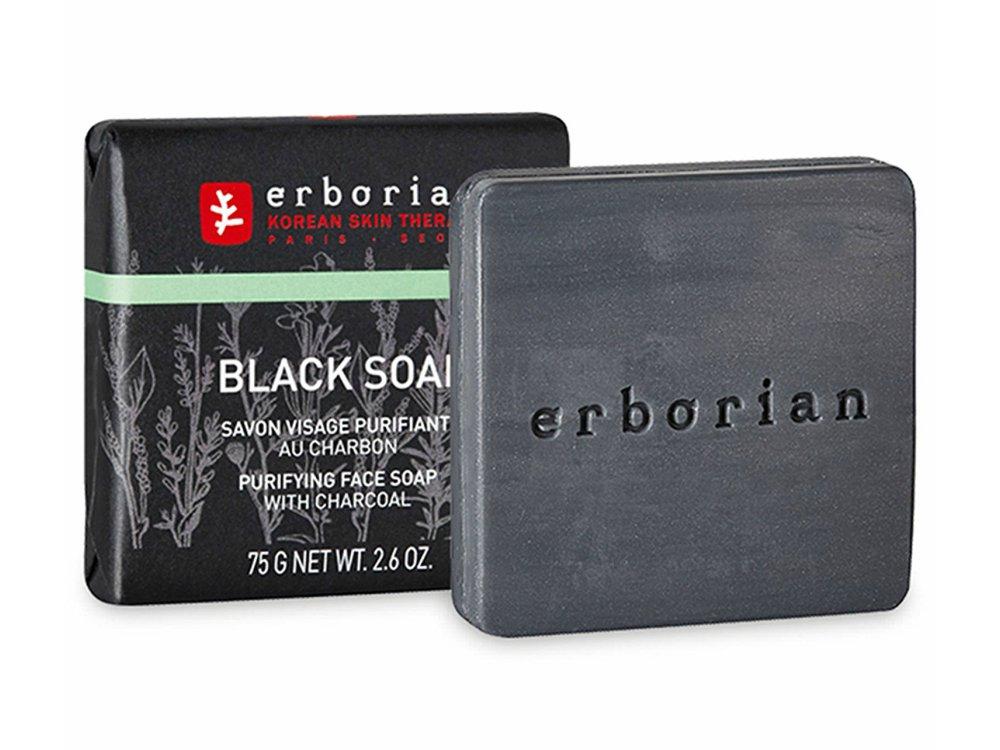 Kulit Berminyak Sabun Charcoal - Erborian