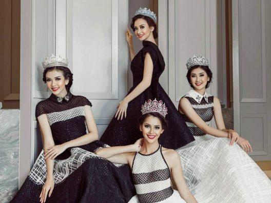 Perwakilan Indonesia di Kontes Kecantikan Internasional