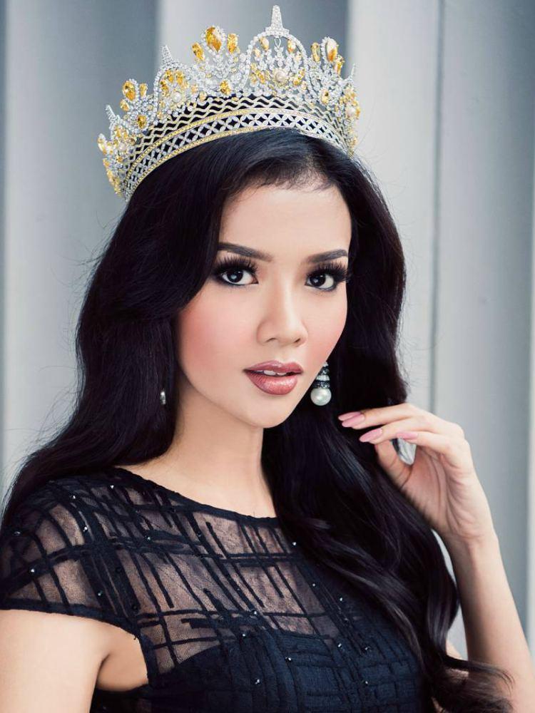 Puteri Indonesia Dea Rizkita