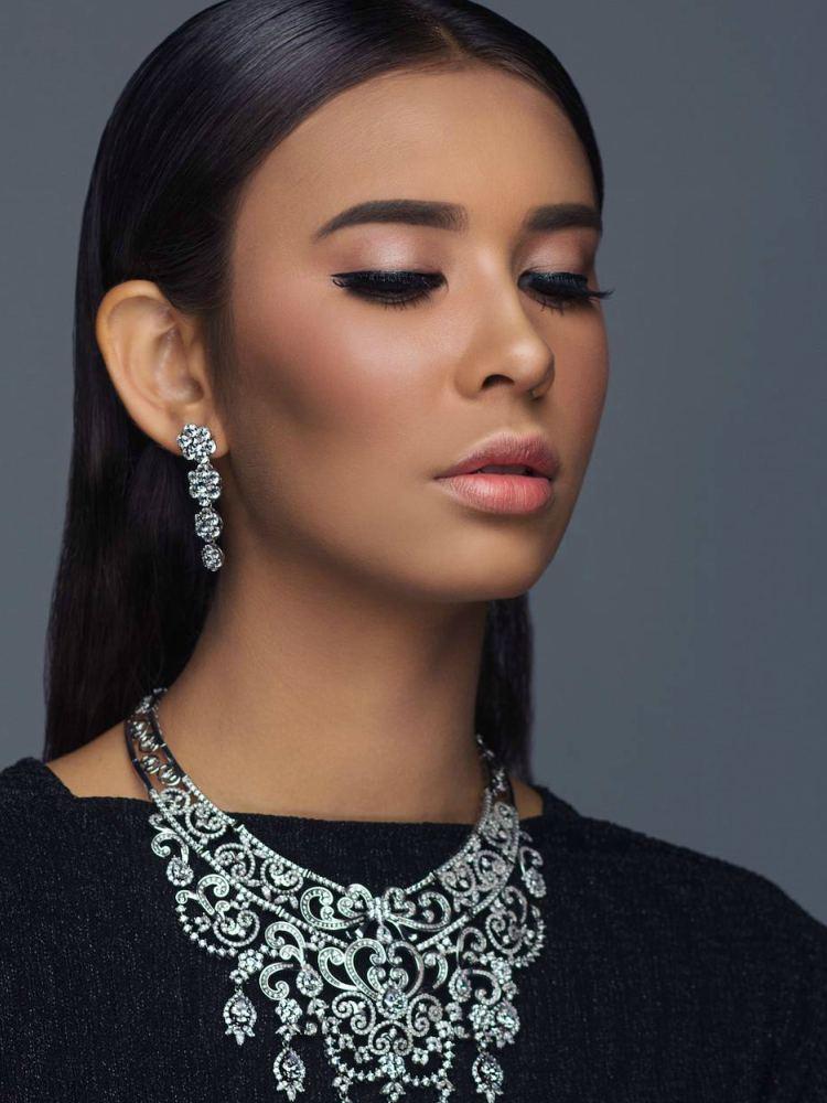 Miss Indonesia Tya Nilsen