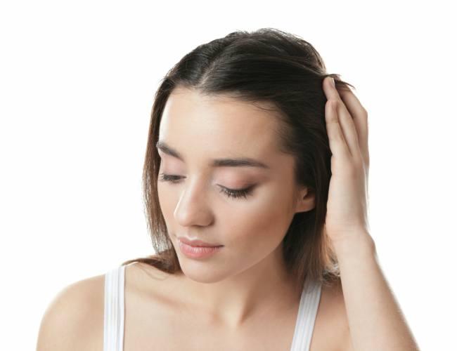 Image result for terlalu sering menyentuh rambut