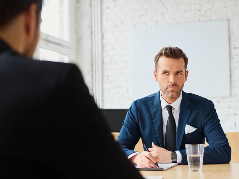 Interview Kerja - Memotong Pembicaraan