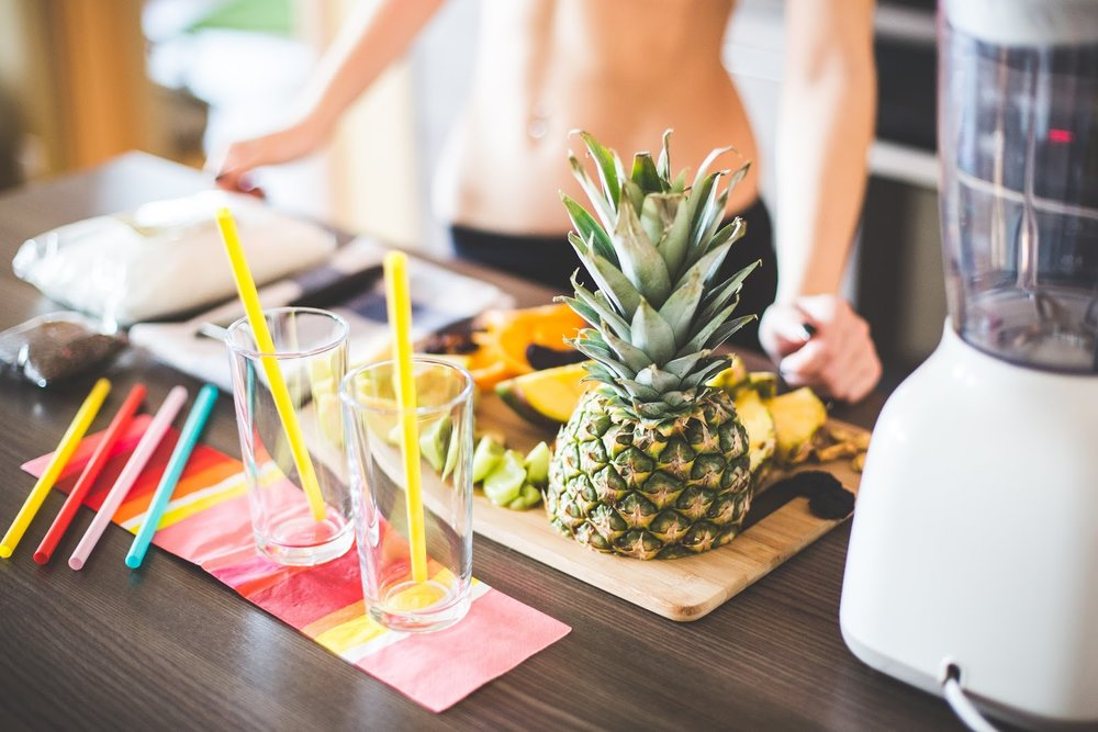 Trik Berhemat Setelah THR Habis - Buat Minuman Sendiri