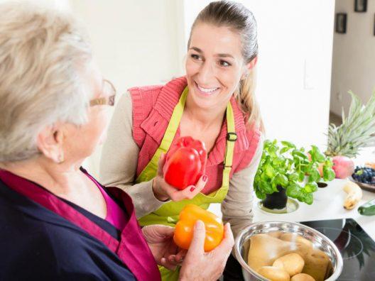 Keahlian Untuk Calon Mertua - Memasak