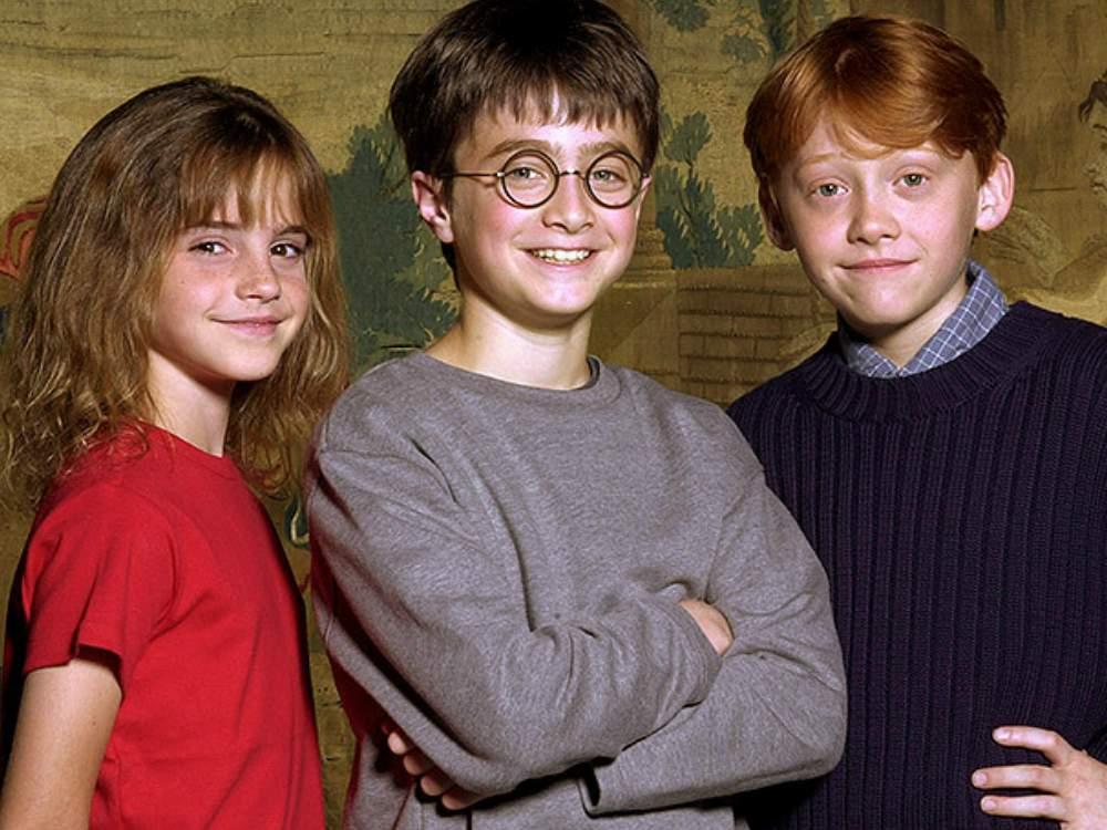 Transformasi Harry Potter