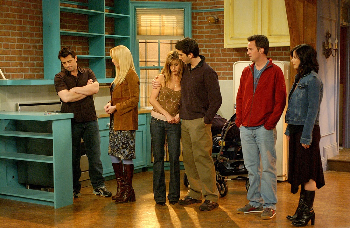 friends best ending