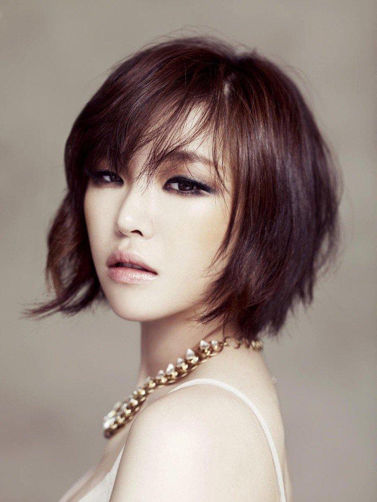 Ini 3 Model Rambut Pendek ala Selebriti Korea yang Bisa ...
