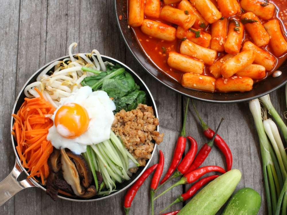 Makanan Asal Korea - Cover