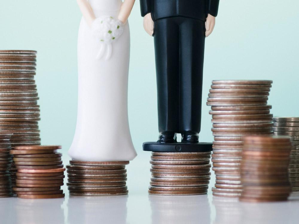 Anggaran Pernikahan - Cover
