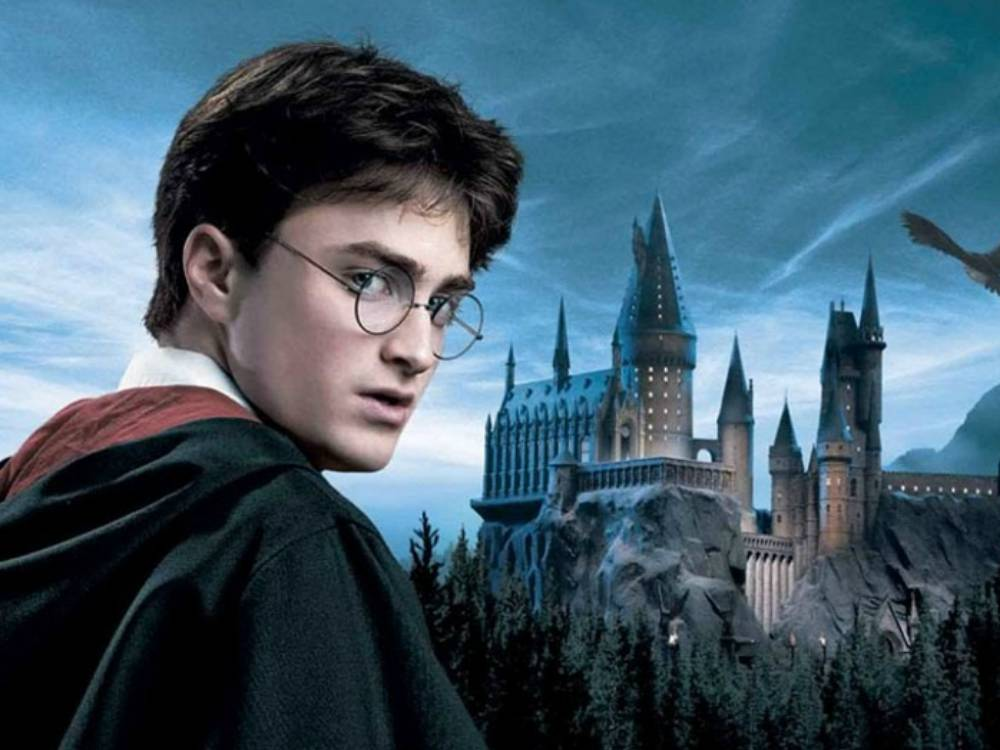 Buku Baru Harry Potter - Cover