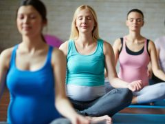 Serba Serbi Prenatal Yoga - Cover