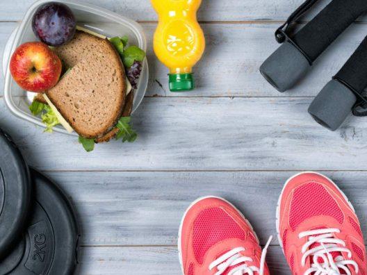 Makanan Tak Layak Konsumsi Setelah Berolahraga - Cover