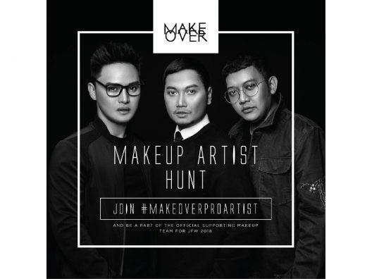 Make Over Make Up Artist Hunt 2017