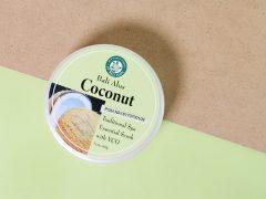 Bali Alus Coconut Scrub