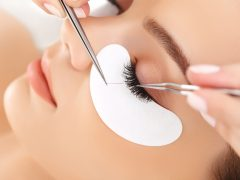 Tips Eyelash Extensions