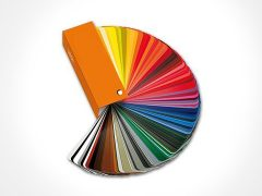 International Colour Chart (ICC)