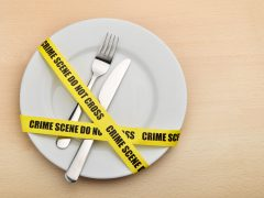 Kombinasi Makanan Berbahaya - Cover
