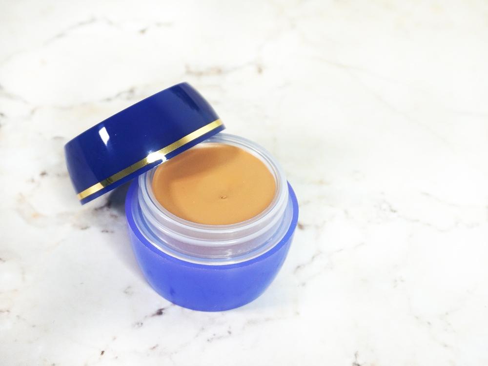 Review Inez Color Contour Plus Correcting Cream Concealer Dari