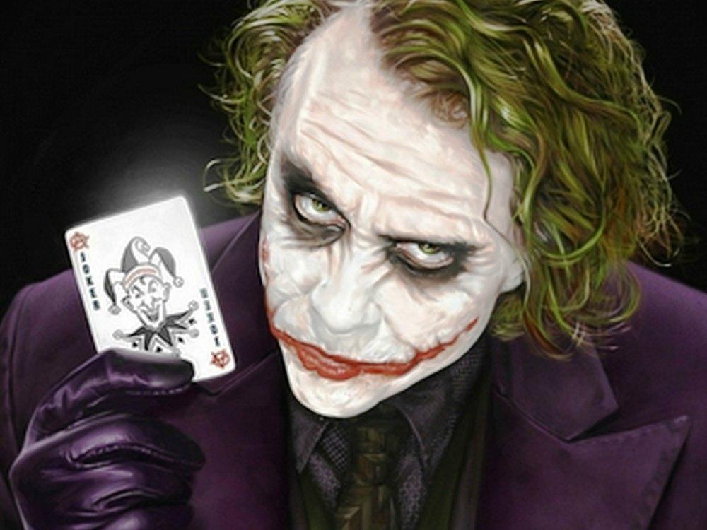 Karakter Joker - Cover