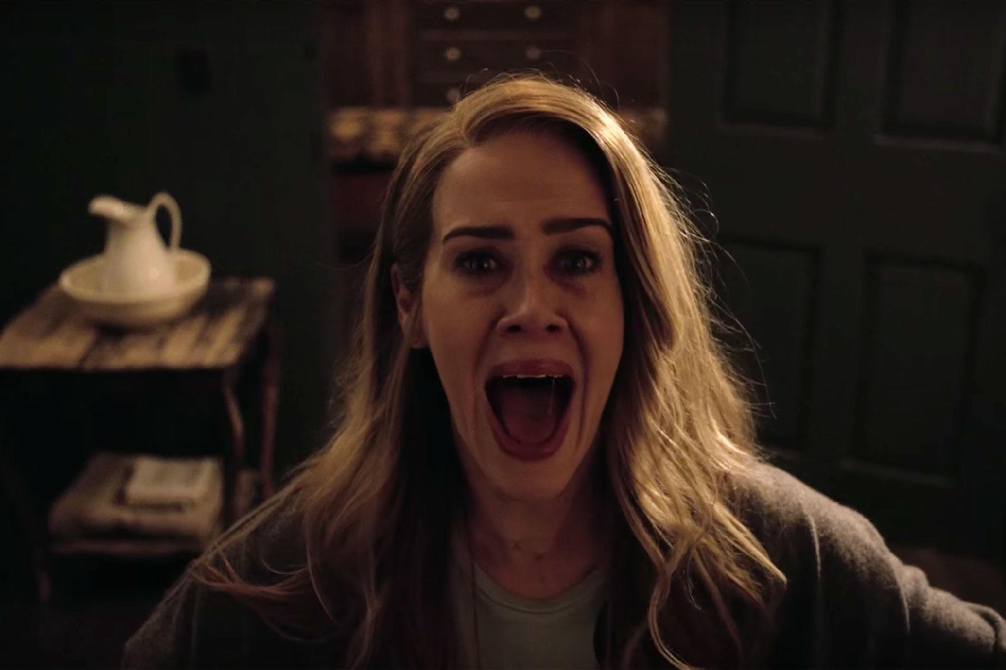 Seleb film horor sarah paulson