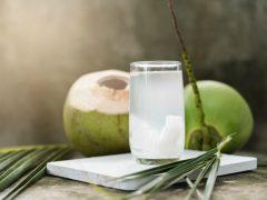 Manfaat Air Kelapa Hijau Untuk Ibu Hamil - Cover