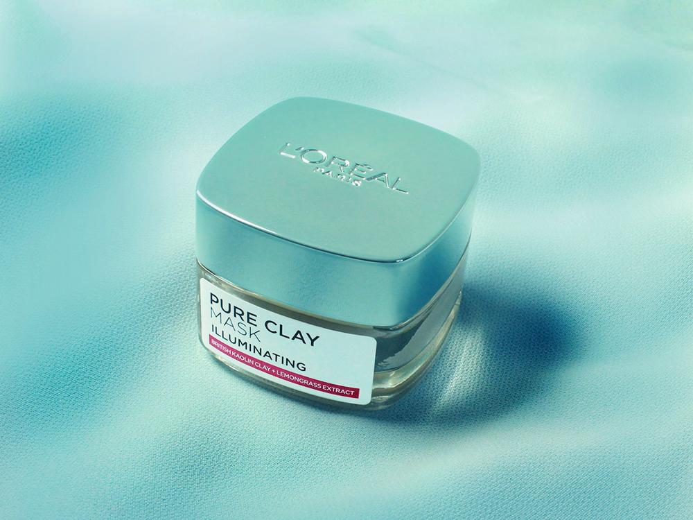Review LOreal Paris Pure Clay Mask Illuminating Solusi