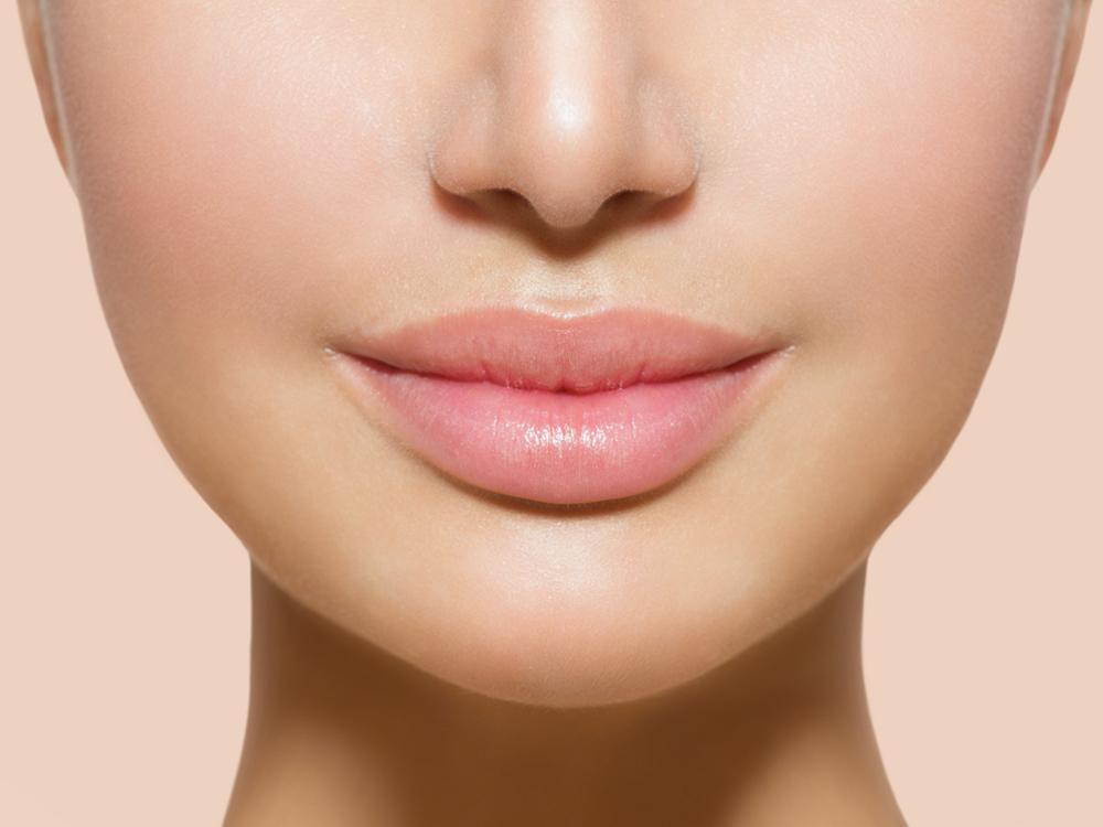 masalah umum bibir