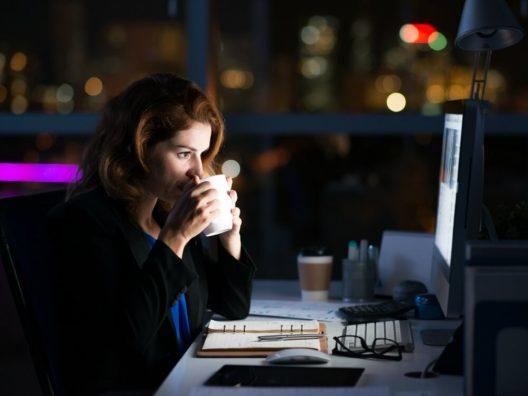 Ancaman Penyakit Akut di Tempat Kerja - Cover